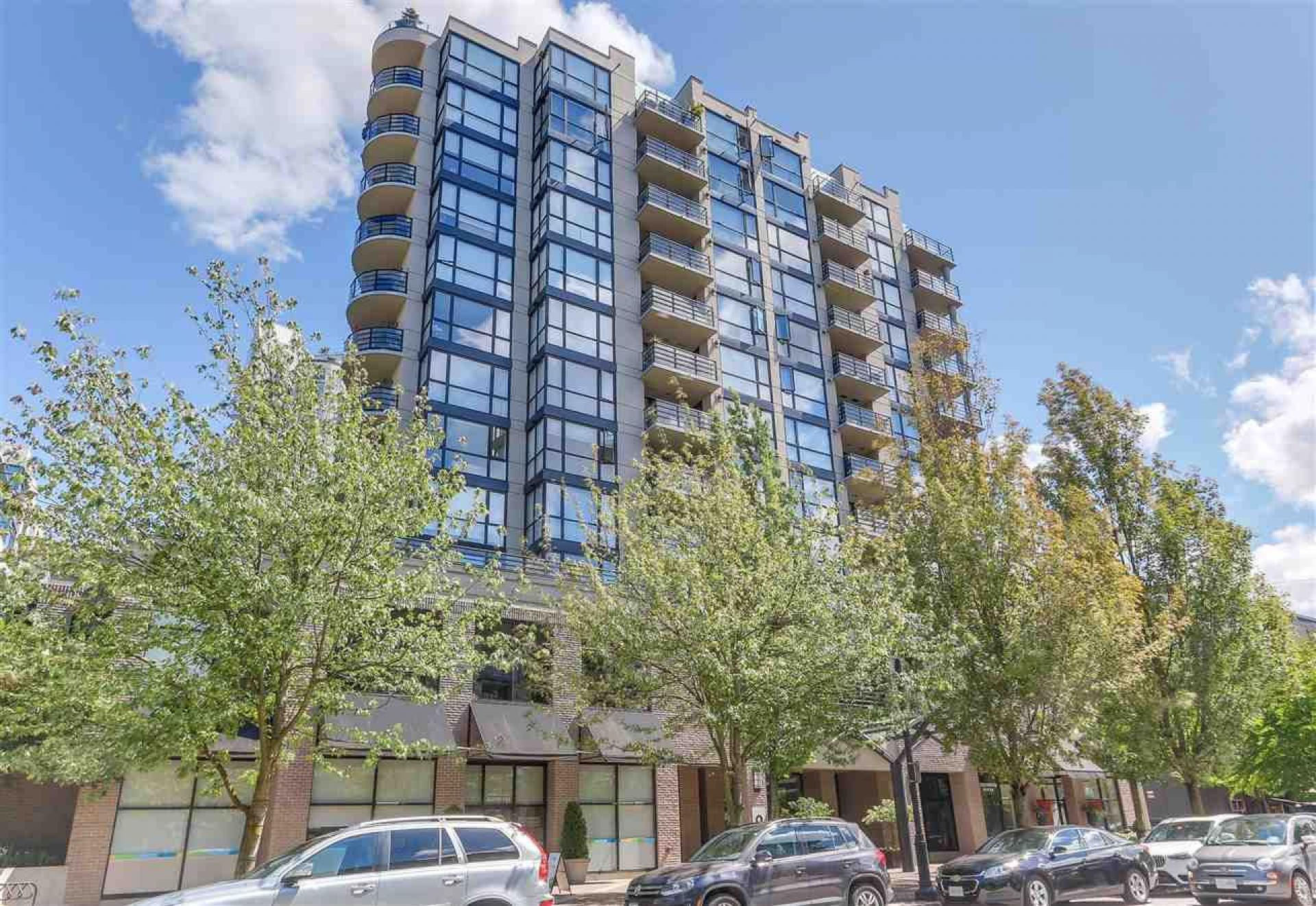 1106 - 124 W 1st Street, Lower Lonsdale, North Vancouver