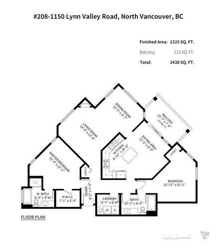 62a78a92e5addf524c5169e09fc4d5bc at 208 - 1150 Lynn Valley Road, Lynn Valley, North Vancouver