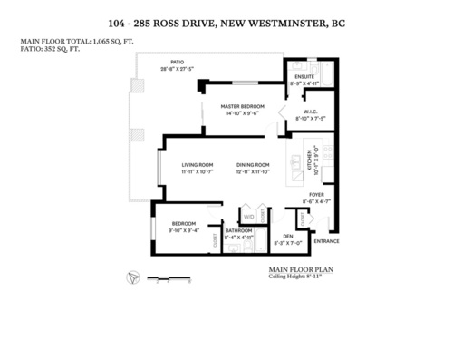 285-ross-drive-fraserview-nw-new-westminster-23 at 104 - 285 Ross Drive, Fraserview NW, New Westminster