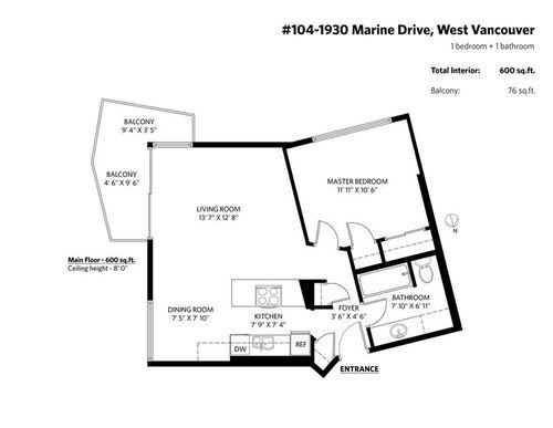 f6494582ca7f29b6552b2a8639de40f7 at 104 - 1930 Marine Drive, Ambleside, West Vancouver