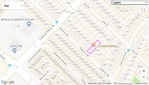 mls-pic-2-3405-palgrave-rd-lot-boundary-2 at 3405 Palgrave Road, Fairview, Mississauga