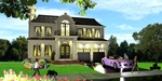 mls-pic-6-3405-palgrave-road-view-1-rendering at 3405 Palgrave Road, Fairview, Mississauga