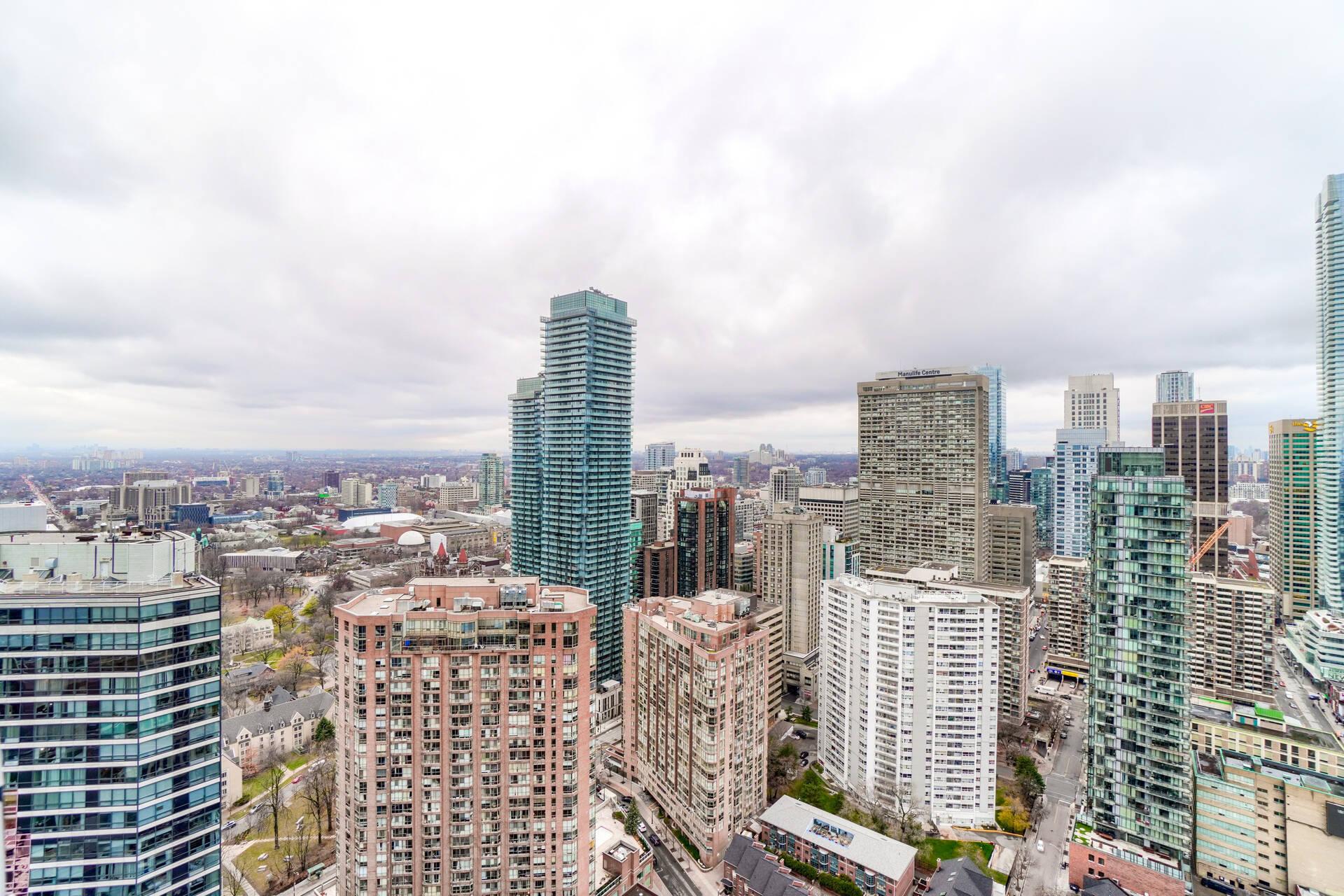 43 at 3809 - 5 St. Joseph Street, Bay Street Corridor, Toronto
