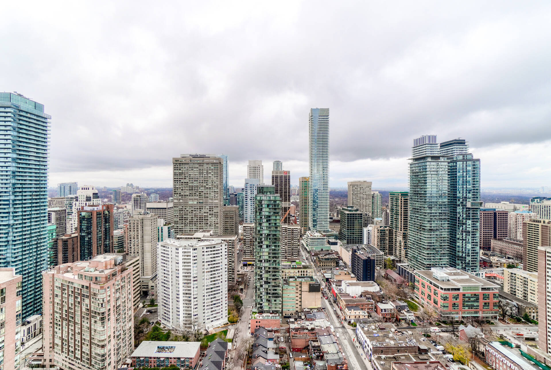 44 at 3809 - 5 St. Joseph Street, Bay Street Corridor, Toronto