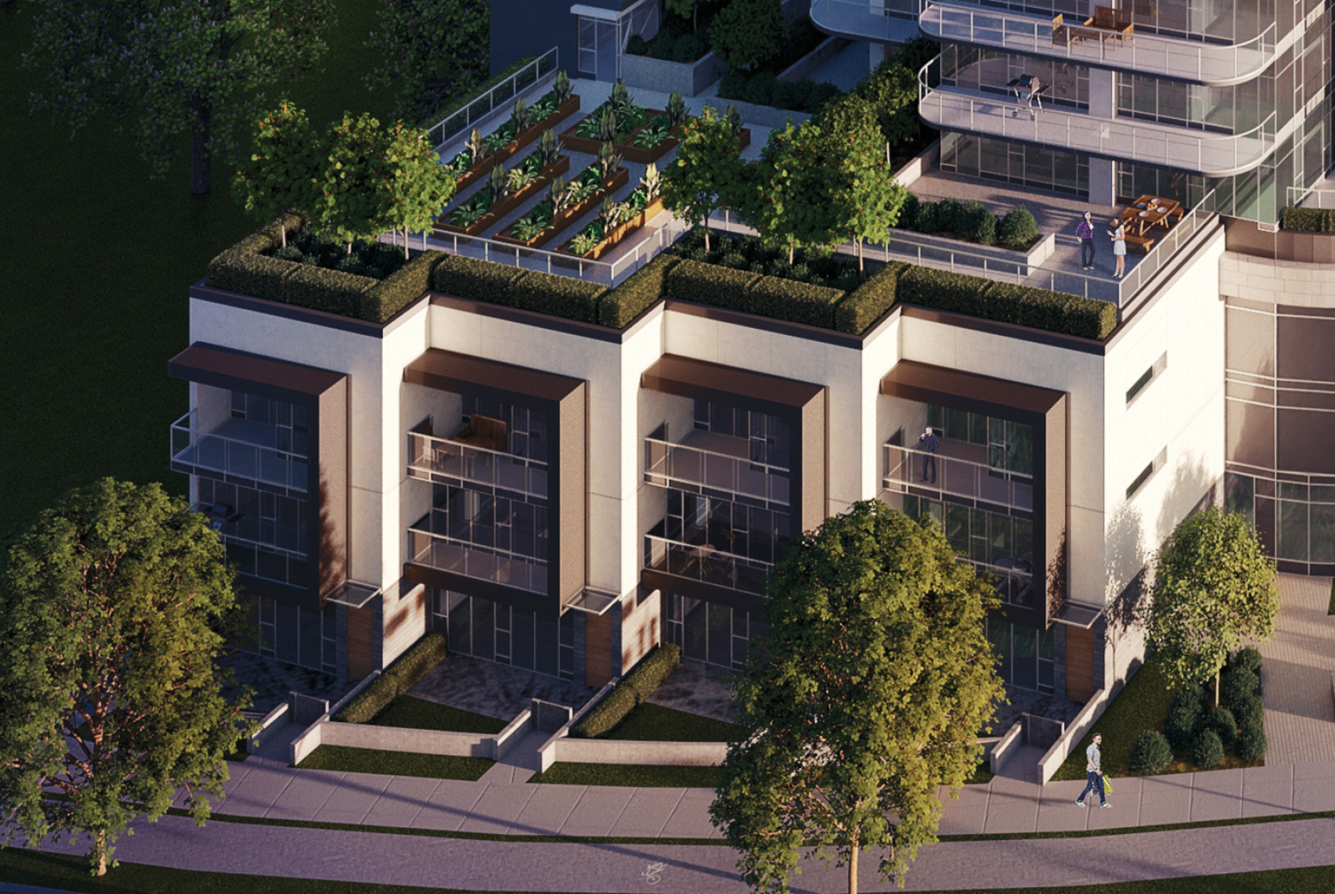 townhomes-3da281aba0330d3680df65151cc8926f at  , Brentwood Park, Burnaby North