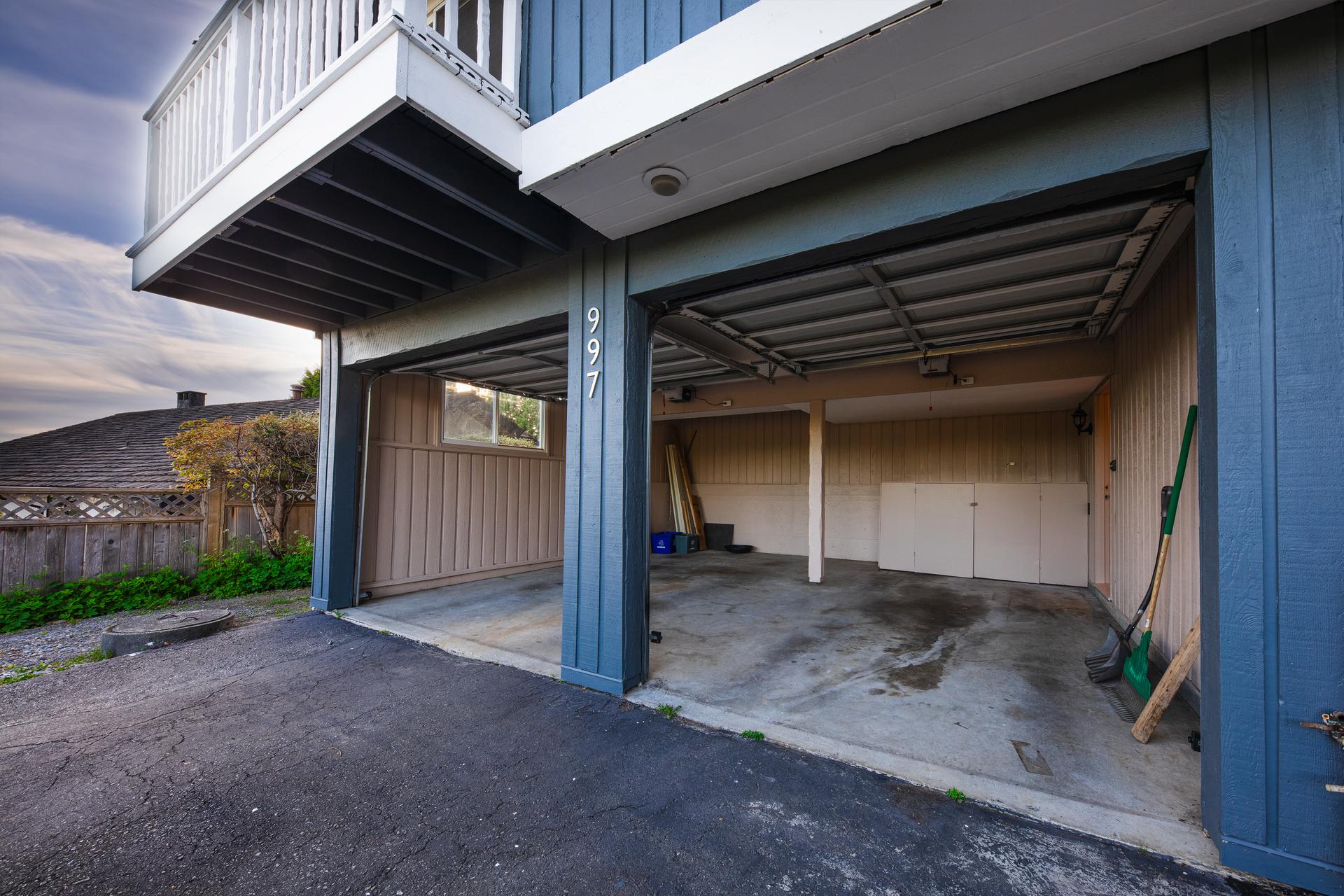 garage_001 at 997 Cross Creek Road, British Properties, West Vancouver