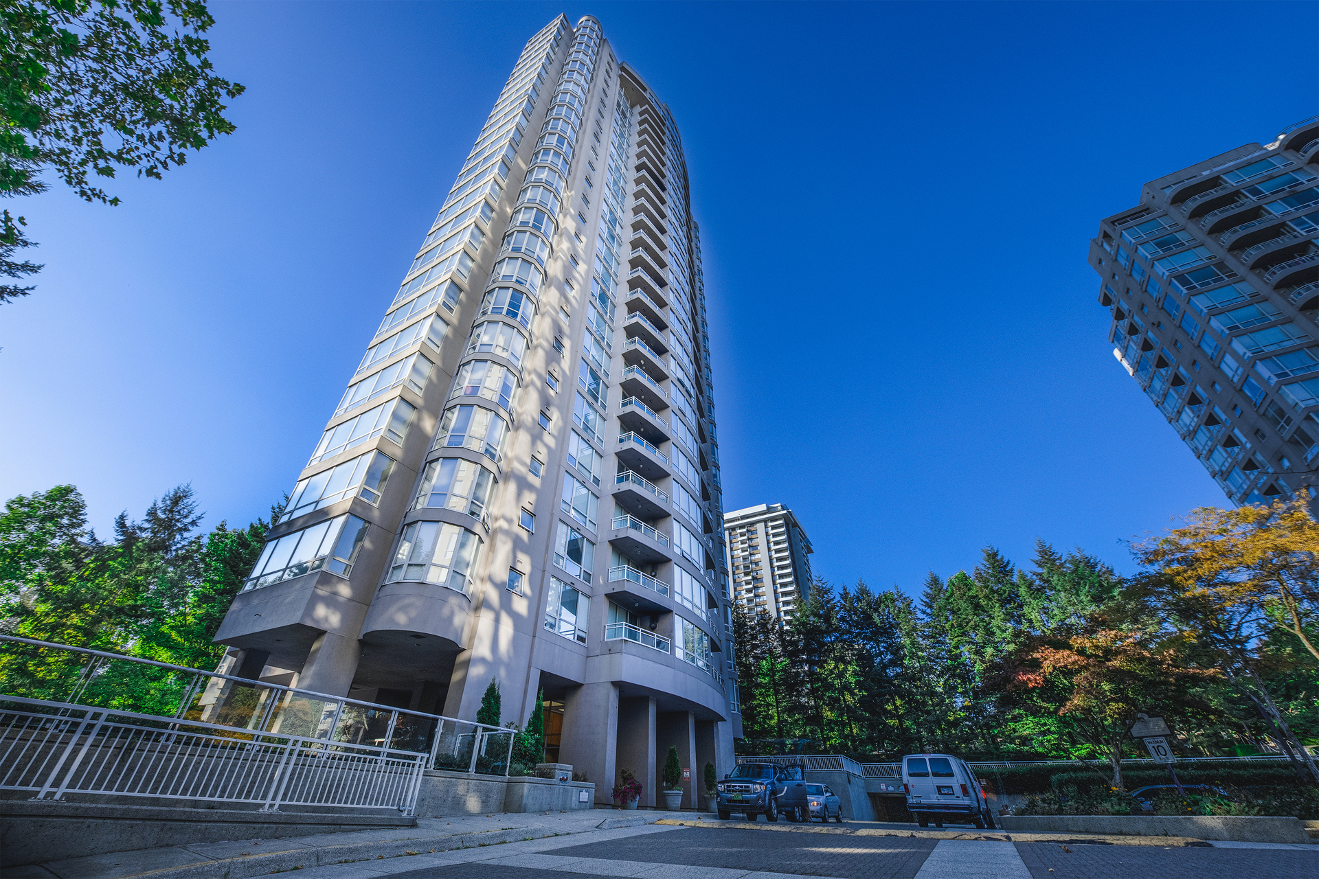 11 at 205 - 9603 Manchester Drive, Cariboo, Burnaby North