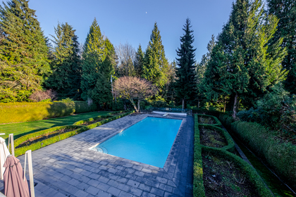 pool_001 at 630 Southborough Drive, British Properties, West Vancouver