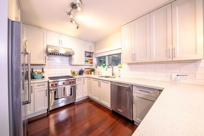 kitchen_001 at 1145 Lawson Avenue, Ambleside, West Vancouver