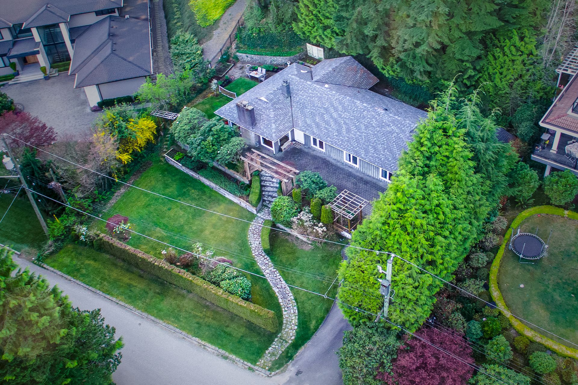 drone_001 at 235 Normanby Crescent, British Properties, West Vancouver