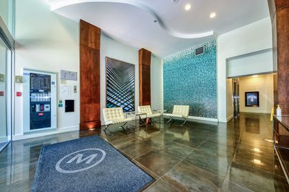 entrance_001 at TH8 - 989 Richards Street, Downtown VW, Vancouver West