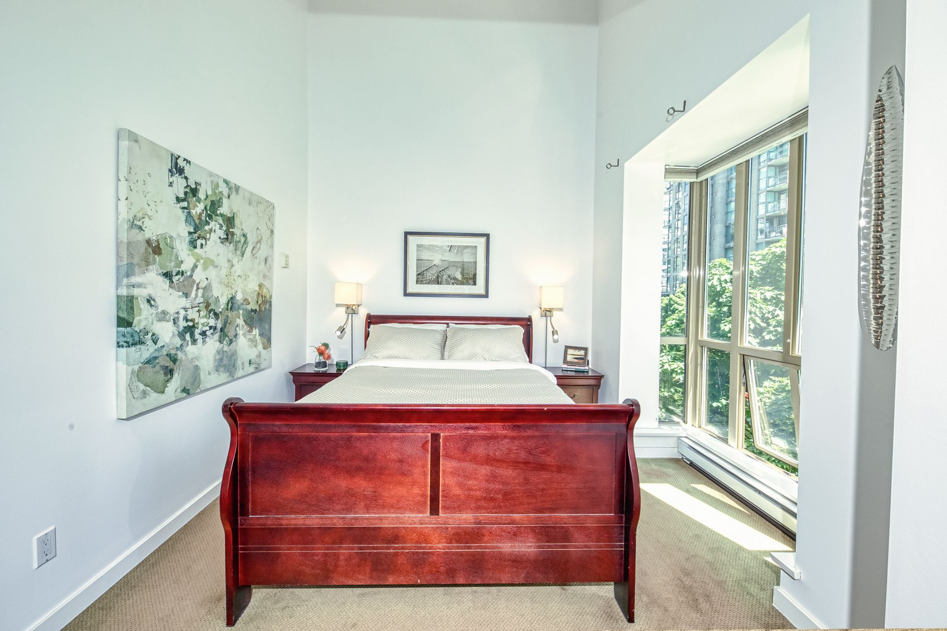 bedroom_002 at TH8 - 989 Richards Street, Downtown VW, Vancouver West