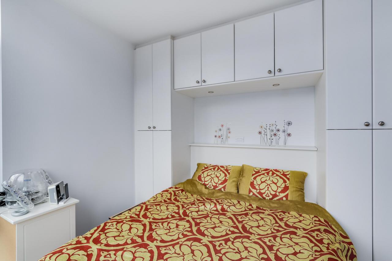 The Elan - 908-1255 Seymour - Master bedroom at 908 - 1255 Seymour Street,