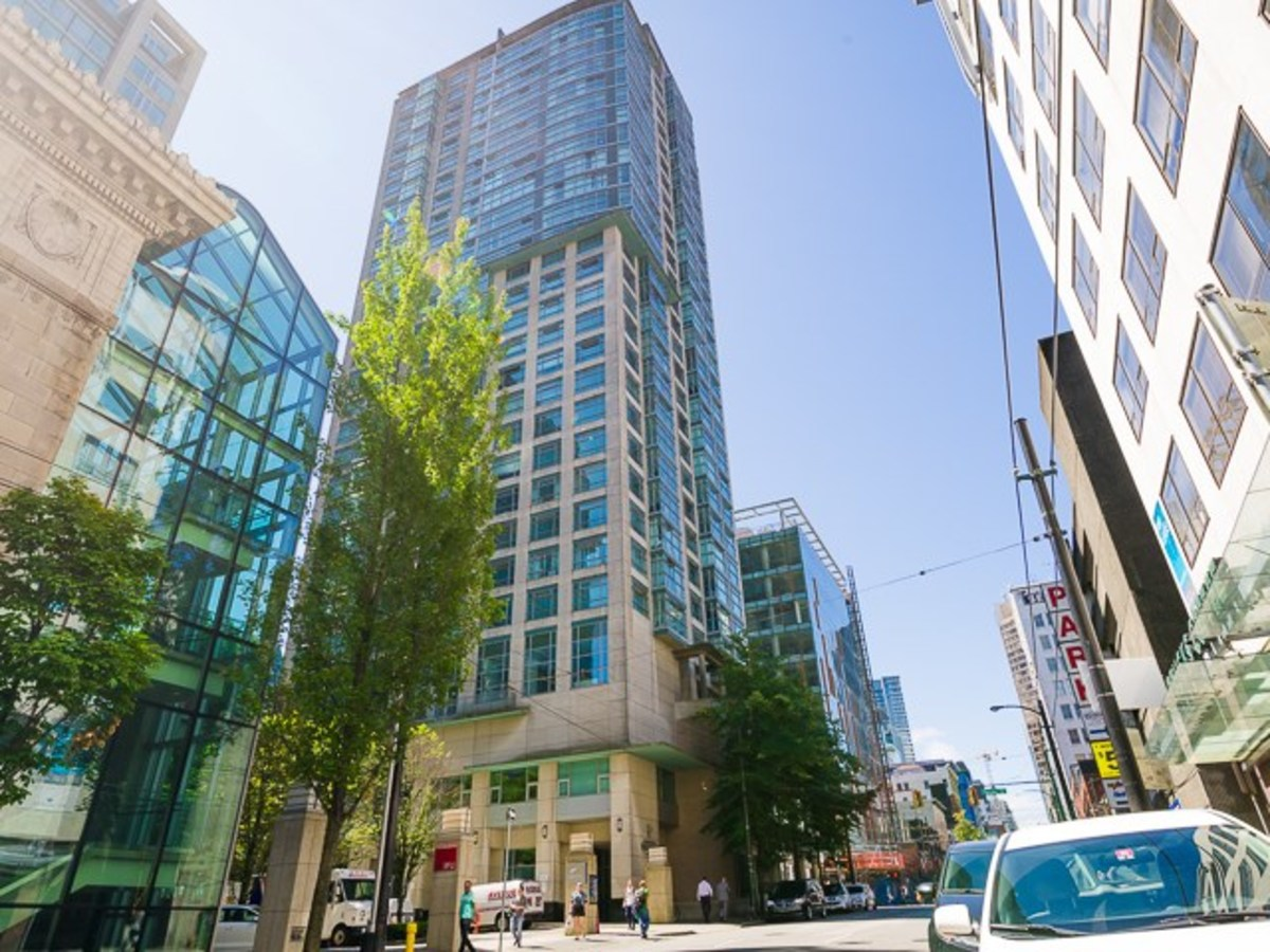 602 - 438 Seymour Street, Downtown VW, Vancouver West photo number