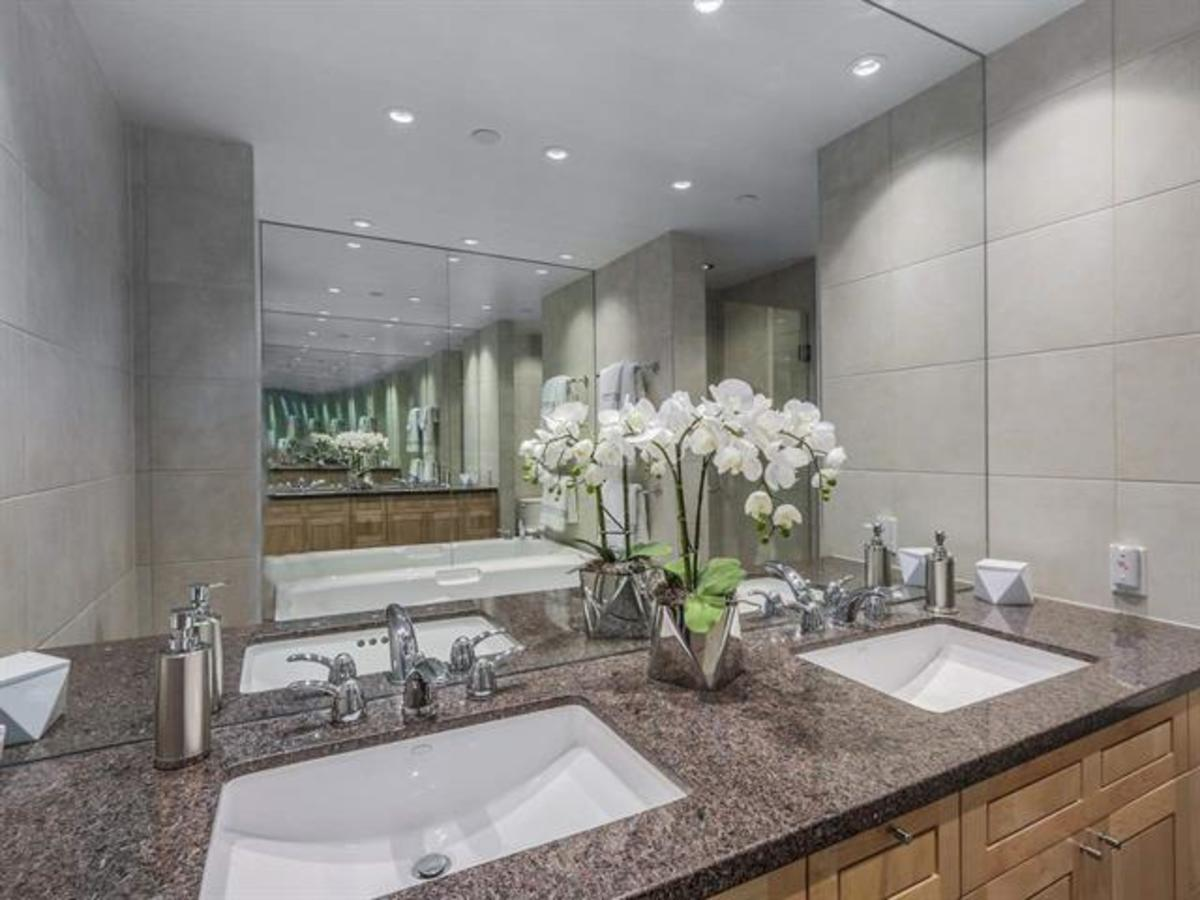 403 Beach Cres - Master Ensuite at 403 Beach Crescent, Yaletown, Vancouver West