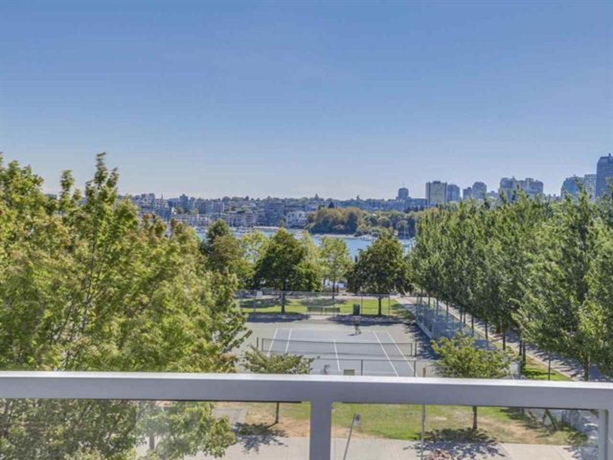 403 Beach Cres - False Creek view at 403 Beach Crescent, Yaletown, Vancouver West