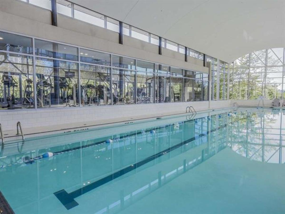 403 Beach Cres - Swimming pool at 403 Beach Crescent, Yaletown, Vancouver West