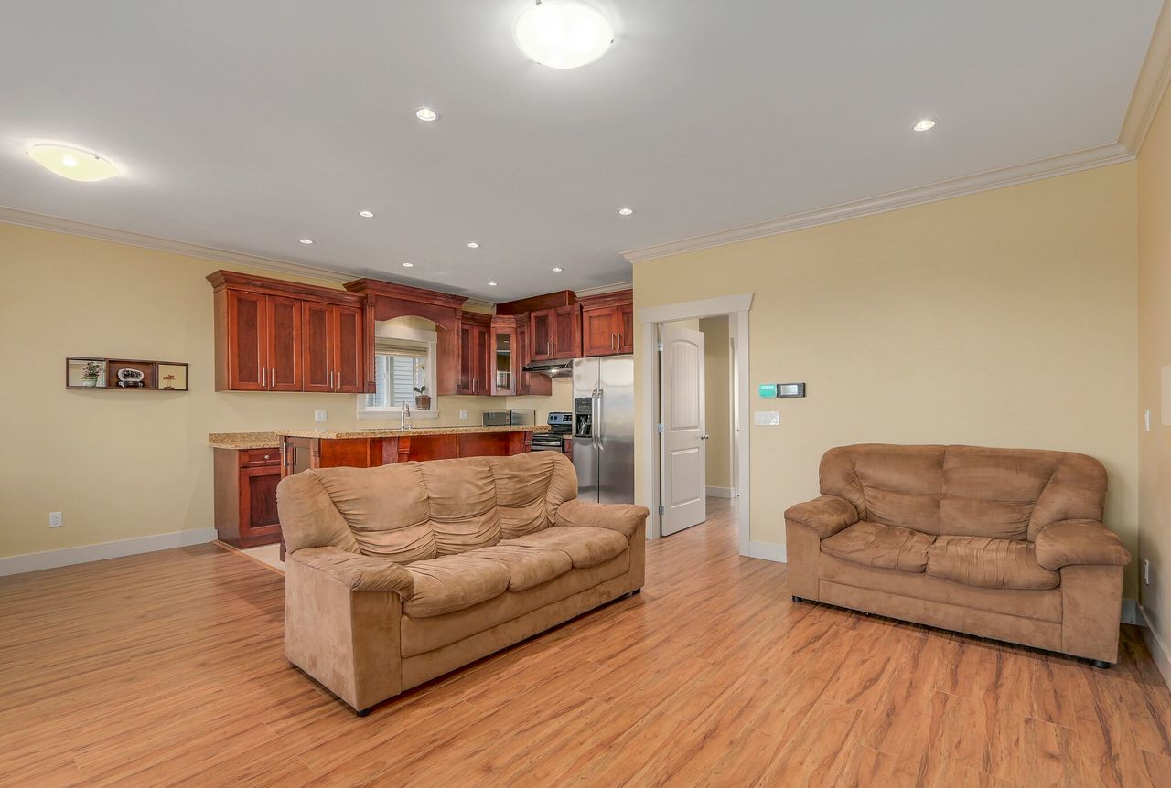 13125 108 Ave - Family Room at 13125 108 Avenue, Whalley, North Surrey