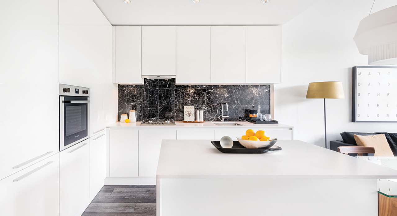Amazing Brentwood Tower 3 - Kitchen at 2203 - Lougheed Town Center - Tower 3 , Brentwood Park, Burnaby North