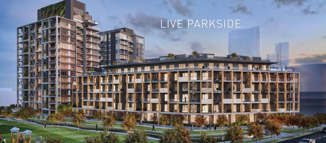 Avalon Park 1 - Exterior  at 203 - 8570 Rivergrass Drive, Fraserview VE, Vancouver East