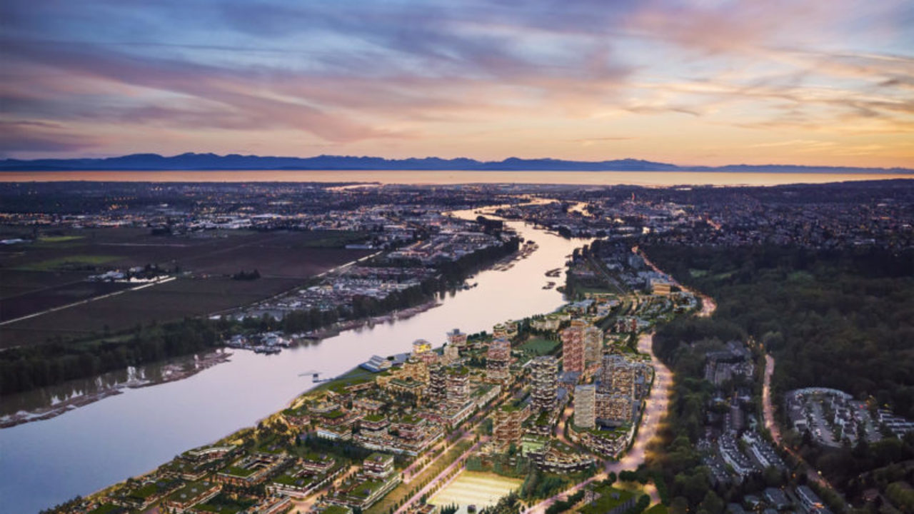 Avalon 1 at River District at 508 - 8570 Rivergrass Drive, Fraserview VE, Vancouver East