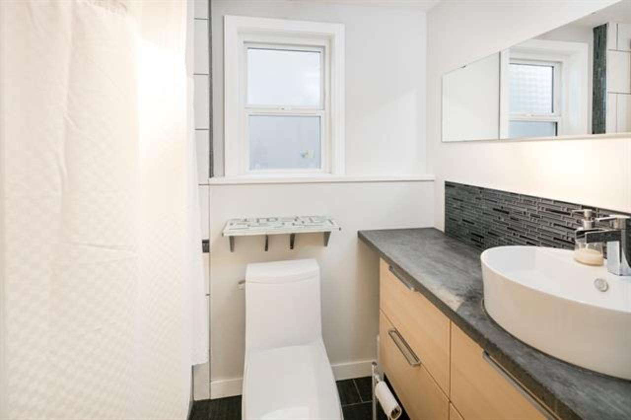 3332 Parker St - Bathroom at 3332 Parker Street, Renfrew VE, Vancouver East