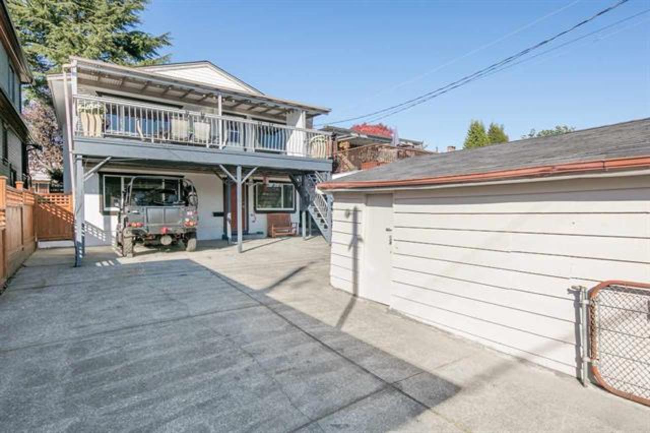 3332 Parker St - Car Port at 3332 Parker Street, Renfrew VE, Vancouver East