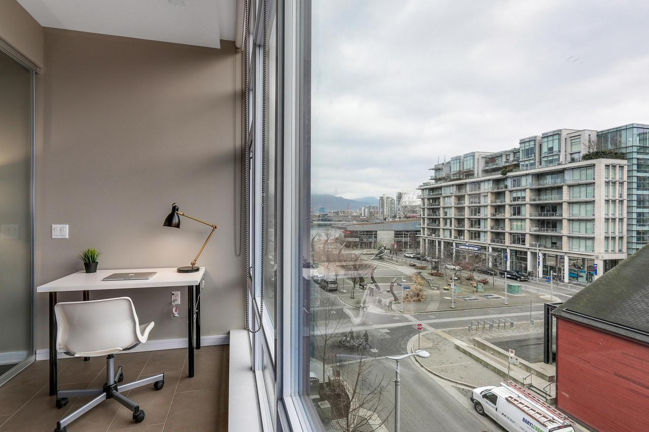 505-123 W. 1st Avenue at 505 - 123 W 1st Avenue, False Creek, Vancouver West