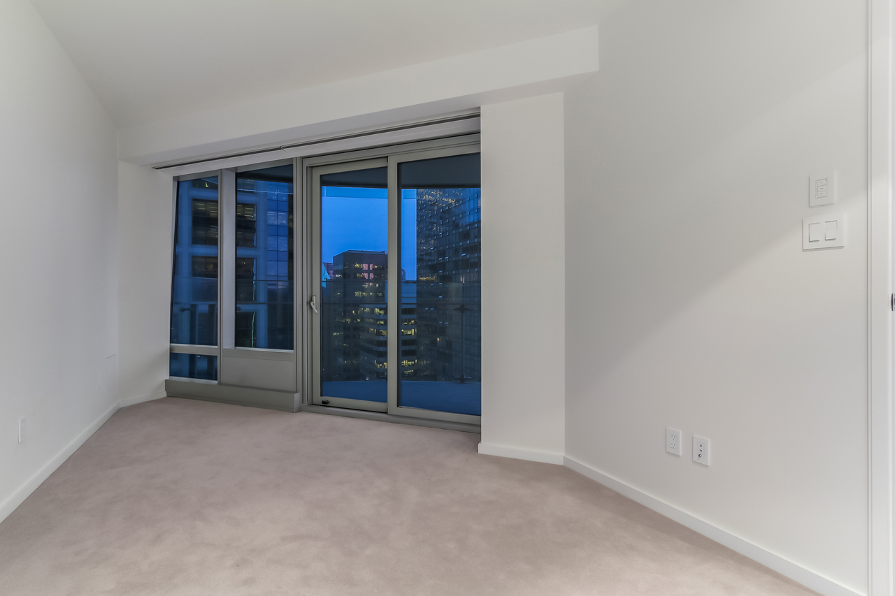 2602-1151 W. Georgia  - Bedroom at 2602 - 1151 W Georgia Street, Coal Harbour, Vancouver West