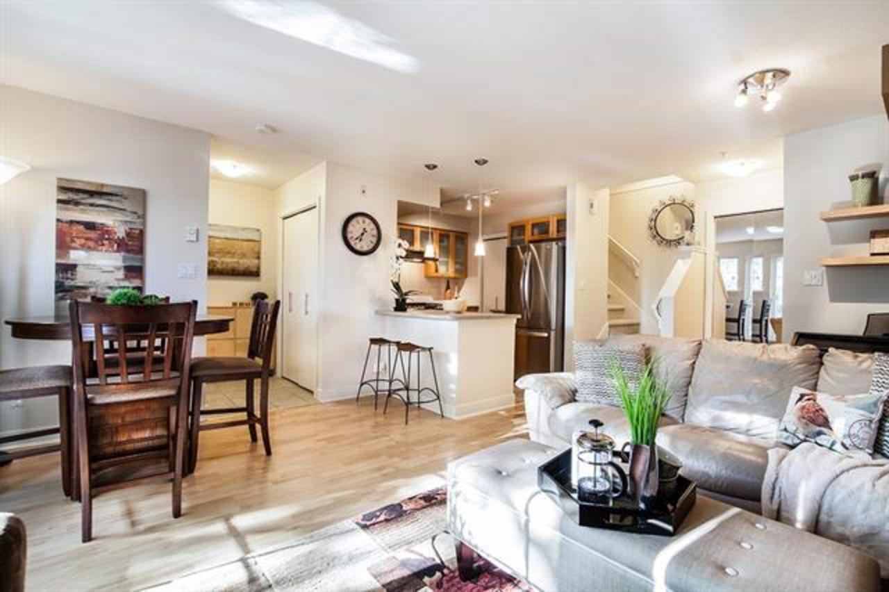 6-9339 Alberta Road - Living Space at 6 - 9339 Alberta Road, McLennan North, Richmond