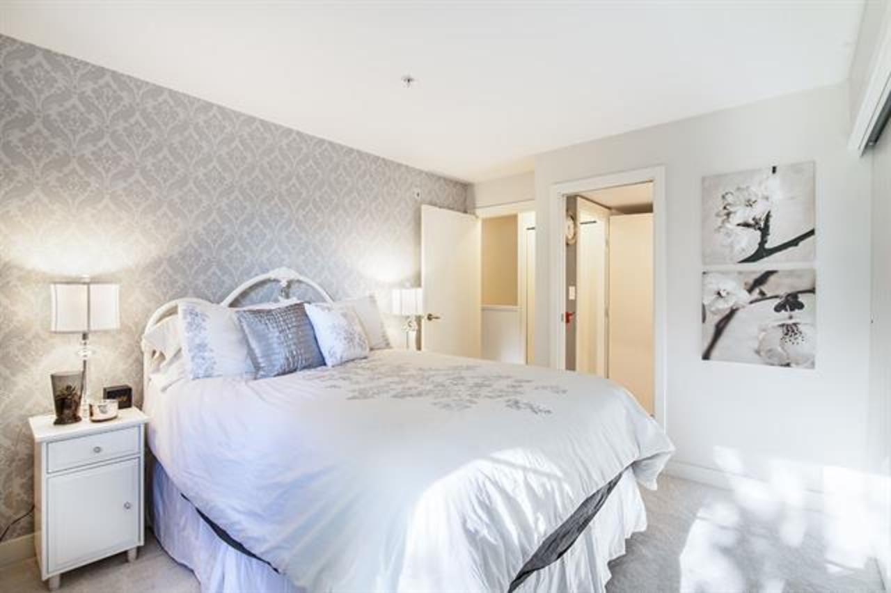 6-9339 Alberta Road - Master Bedroom at 6 - 9339 Alberta Road, McLennan North, Richmond