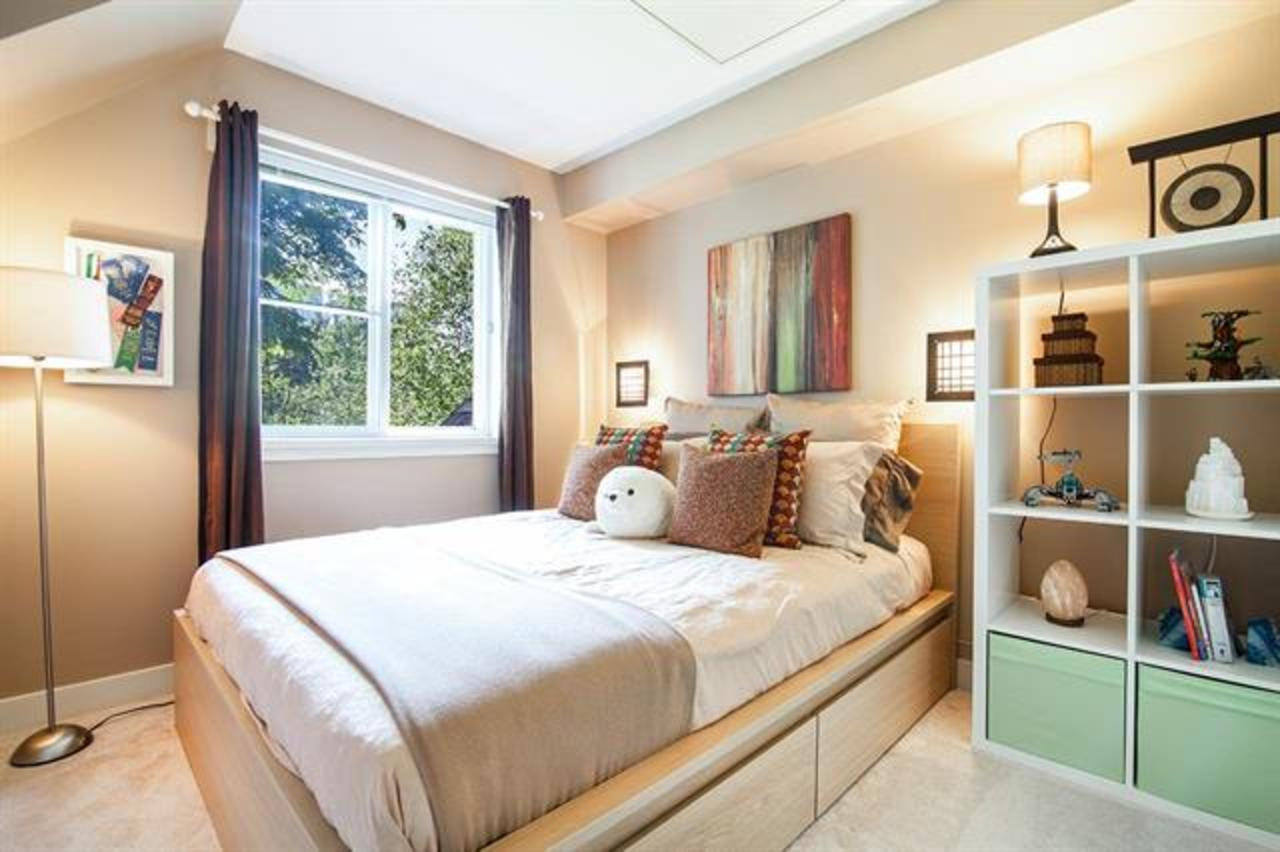 6-9339 Alberta Road - Bedroom at 6 - 9339 Alberta Road, McLennan North, Richmond