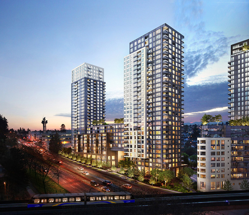 tower-1-and-2-final at 2105 - 5470 Ormidale Street, Collingwood VE, Vancouver East
