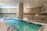 317-1228 Marinaside Crescent - Indoor Pool at 317 - 1228 Marinaside Crescent, Yaletown, Vancouver West