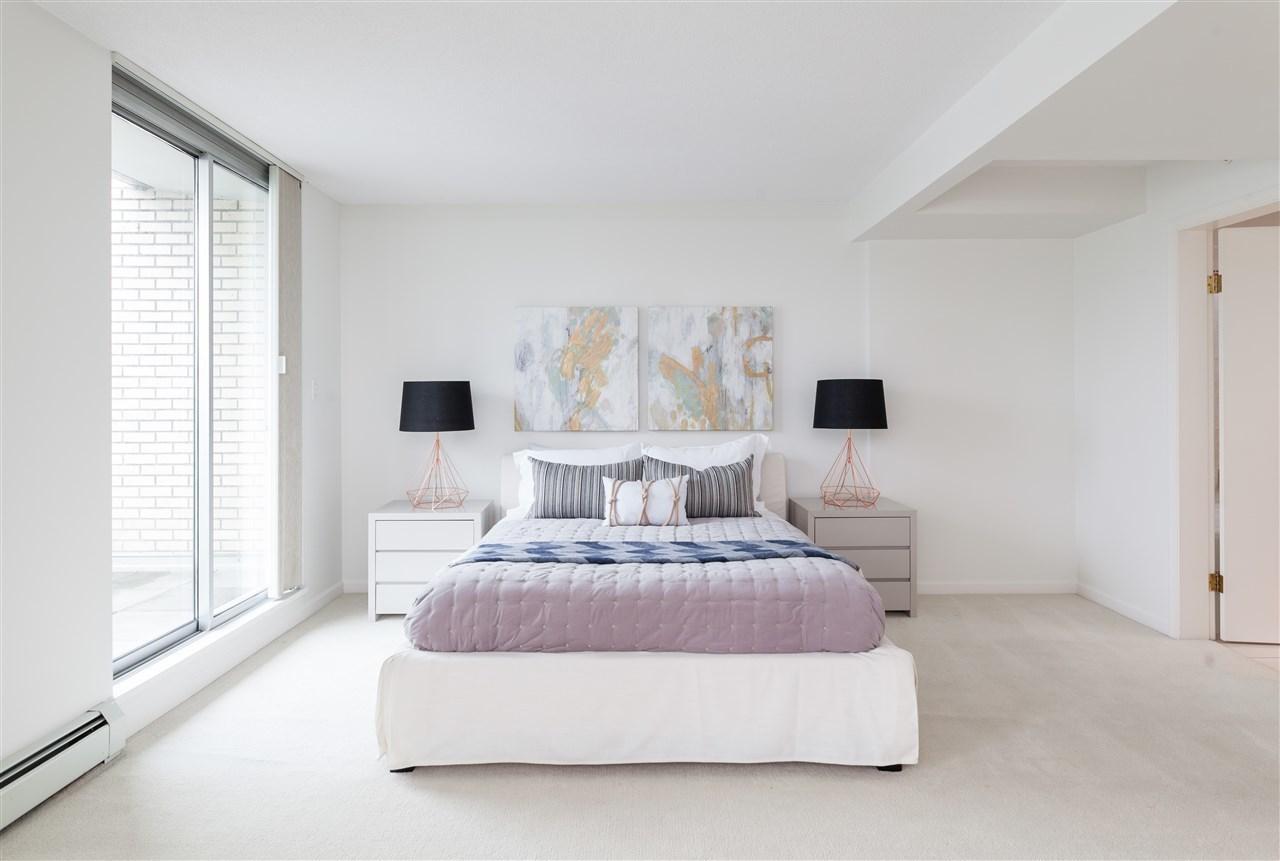 317-1228 Marinaside Crescent - Master Bedroom at 317 - 1228 Marinaside Crescent, Yaletown, Vancouver West