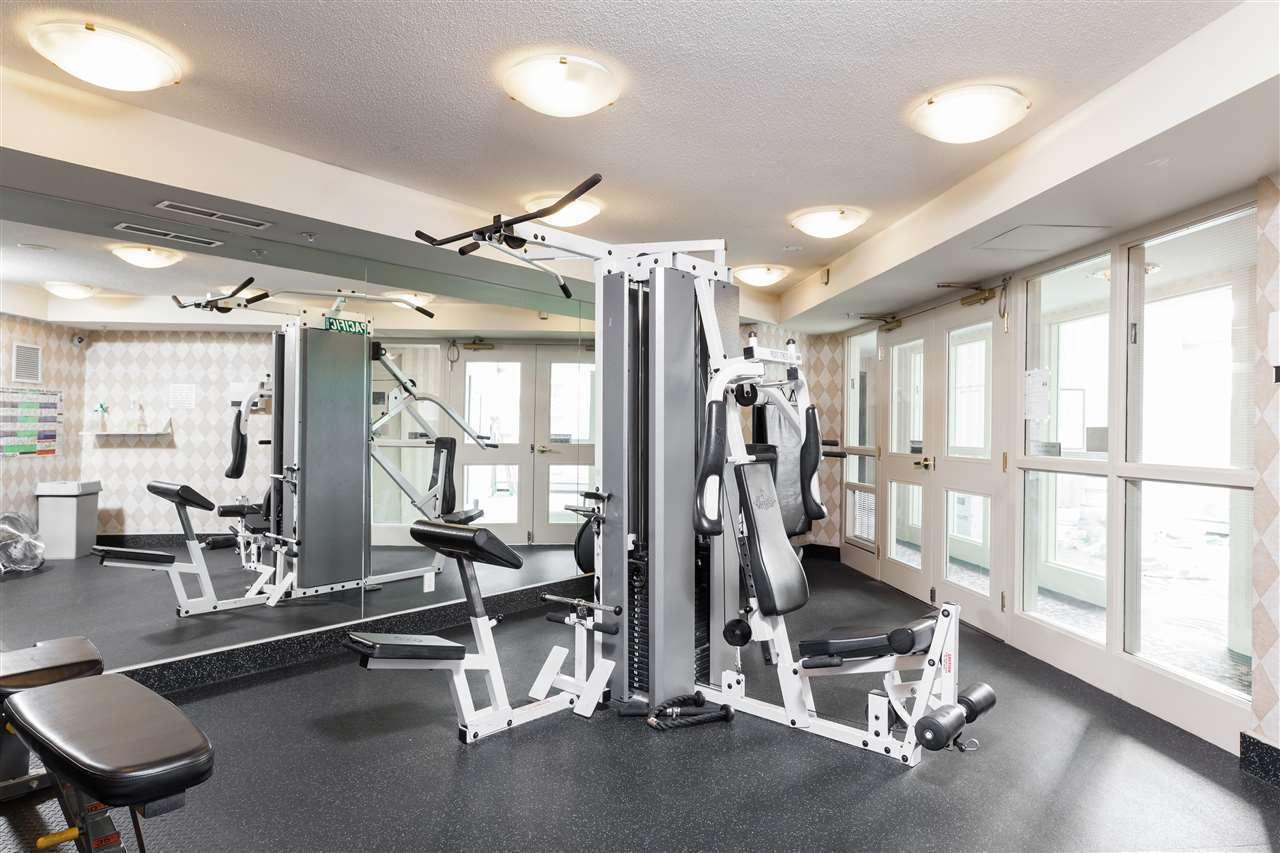 317-1228 Marinaside Crescent - Gym at 317 - 1228 Marinaside Crescent, Yaletown, Vancouver West