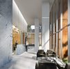 The Pacific - Lobby at 1008 - 1380 Hornby Street, Yaletown, Vancouver West
