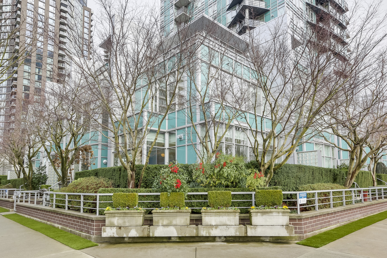 403 Beach Crescent at 403 Beach Crescent, Yaletown, Vancouver West
