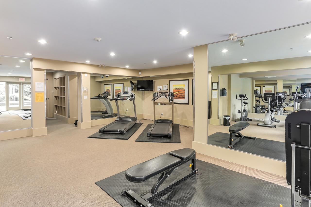 409-9200 Ferndale Road - Gym at 409 - 9200 Ferndale Road, McLennan North, Richmond