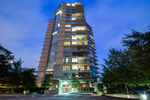 Exterior at 2101 - 1328 Marinaside Crescent, Yaletown, Vancouver West