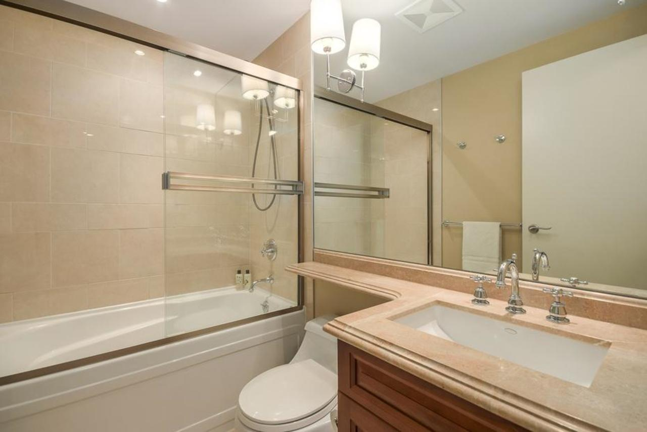 Ensuite at 2101 - 1328 Marinaside Crescent, Yaletown, Vancouver West