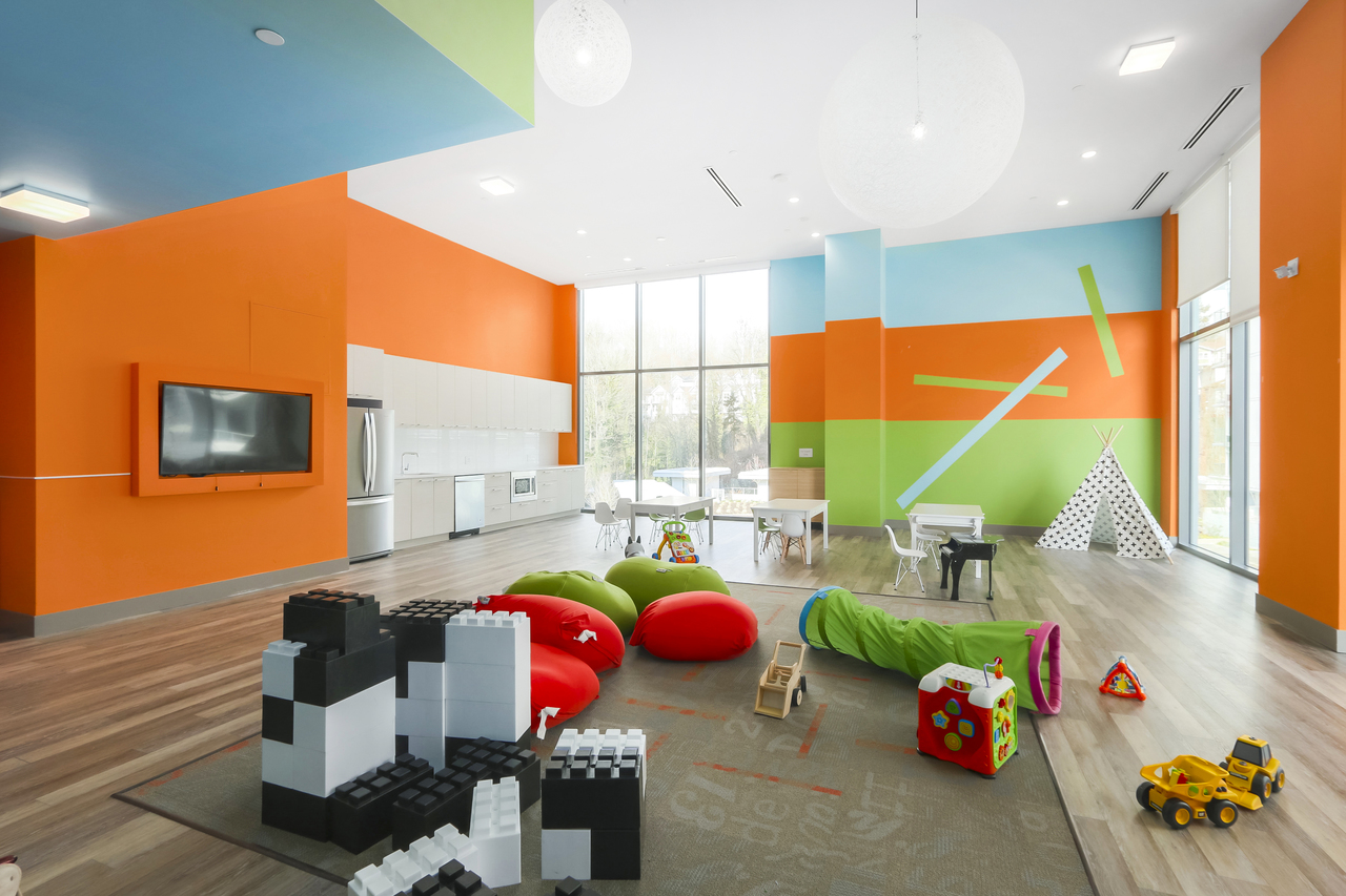 802-3557 Sawmill Crescent - Children's Play Room at 802 - 3557 Sawmill Crescent, Champlain Heights, Vancouver East