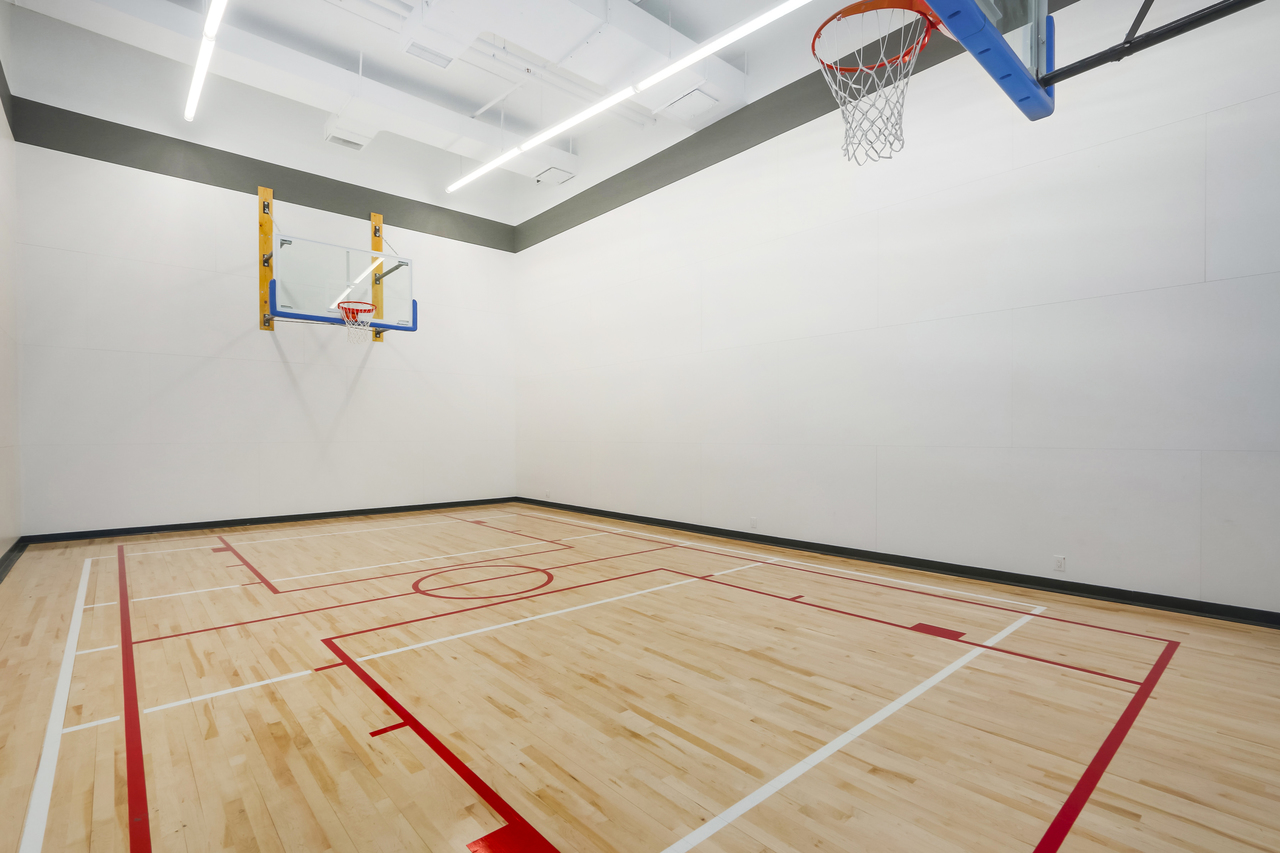 802-3557 Sawmill Crescent - Basketball Court at 802 - 3557 Sawmill Crescent, Champlain Heights, Vancouver East