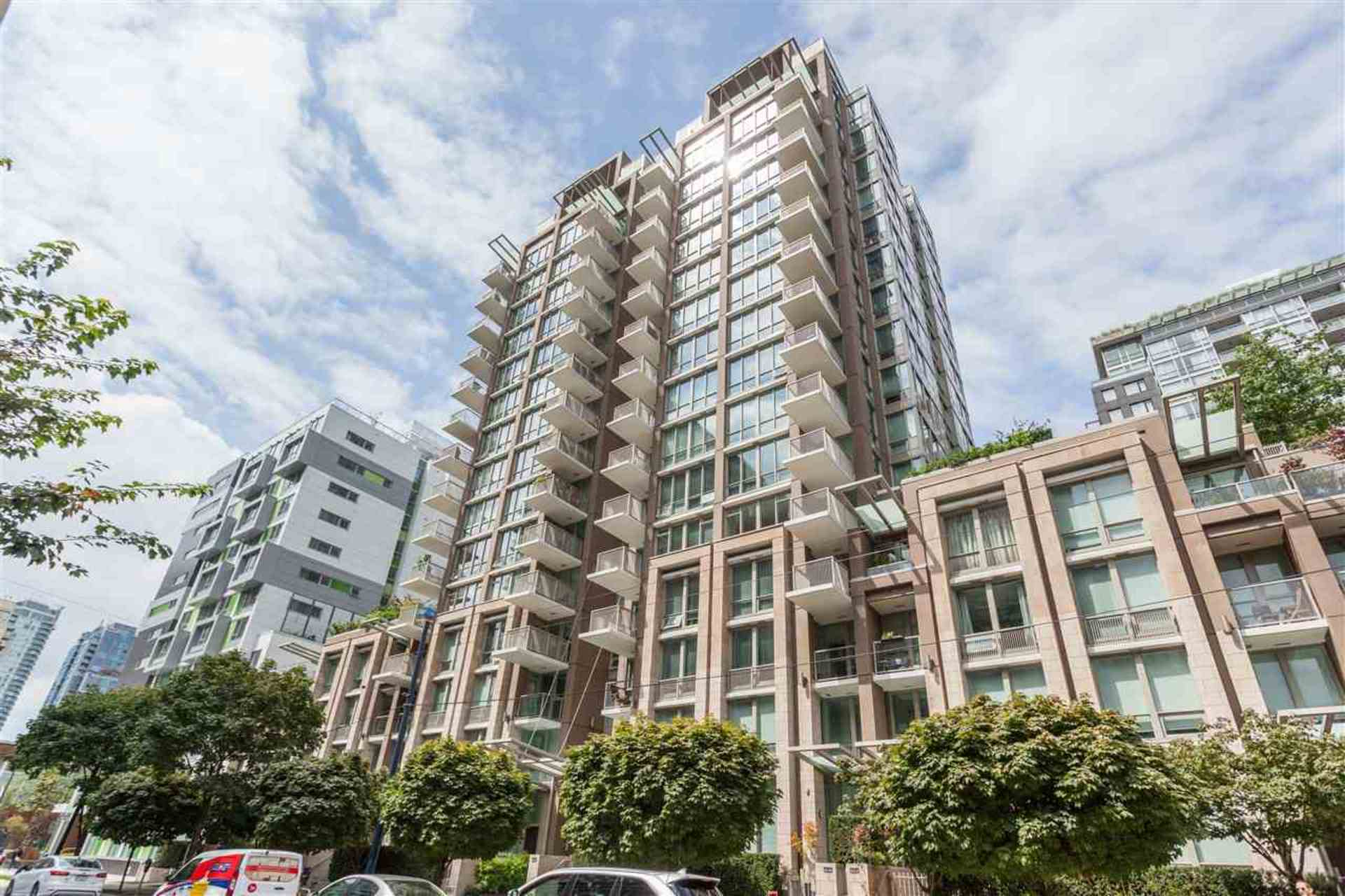 1708 - 1055 Richards Street, Yaletown, Vancouver West photo number