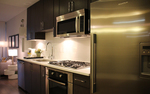 The One - Kitchen at 514 - 38 W 1st Avenue, False Creek, Vancouver West
