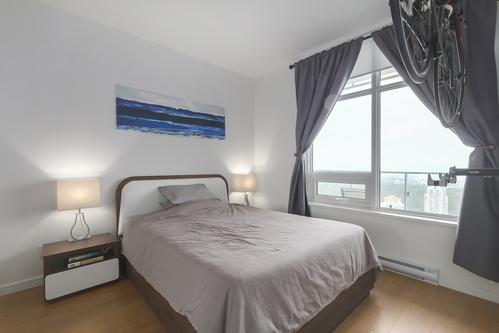 5808-6461 Telford Avenue - Bedroom at 5808 - 6461 Telford Avenue, Metrotown, Burnaby South