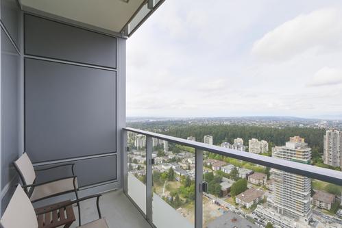 5808-6461 Telford Avenue - Balcony at 5808 - 6461 Telford Avenue, Metrotown, Burnaby South