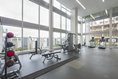 5808-6461 Telford Avenue - Gym at 5808 - 6461 Telford Avenue, Metrotown, Burnaby South