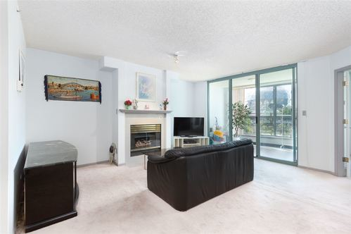 301-1188 Quebec Street Vancouver - Living Room at 301 - 1188 Quebec Street, Mount Pleasant VE, Vancouver East
