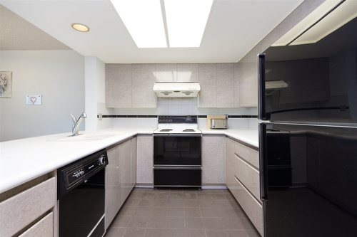 301-1188 Quebec Street Vancouver - Kitchen at 301 - 1188 Quebec Street, Mount Pleasant VE, Vancouver East